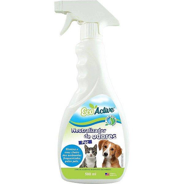 Neutralizador Spray Odores EcoActive 500 ml