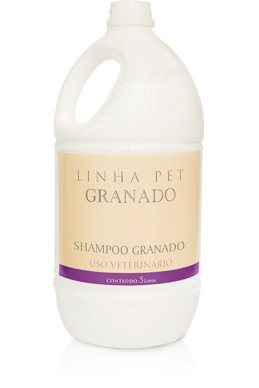 Shampoo Pet Granado Silicone 5 Litros