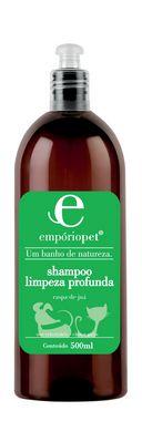 Shampoo Limpeza Profunda Empóriopet 500 ml