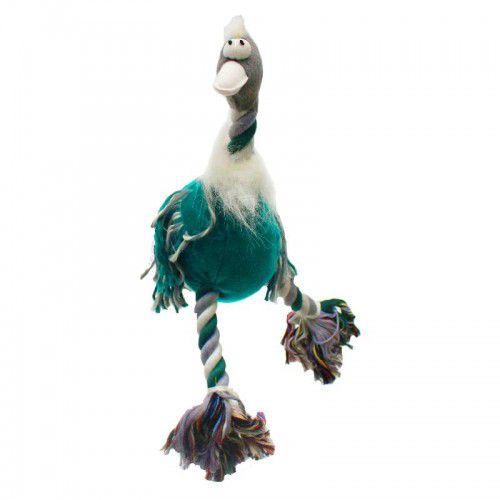 Pássaro Pelúcia com Corda