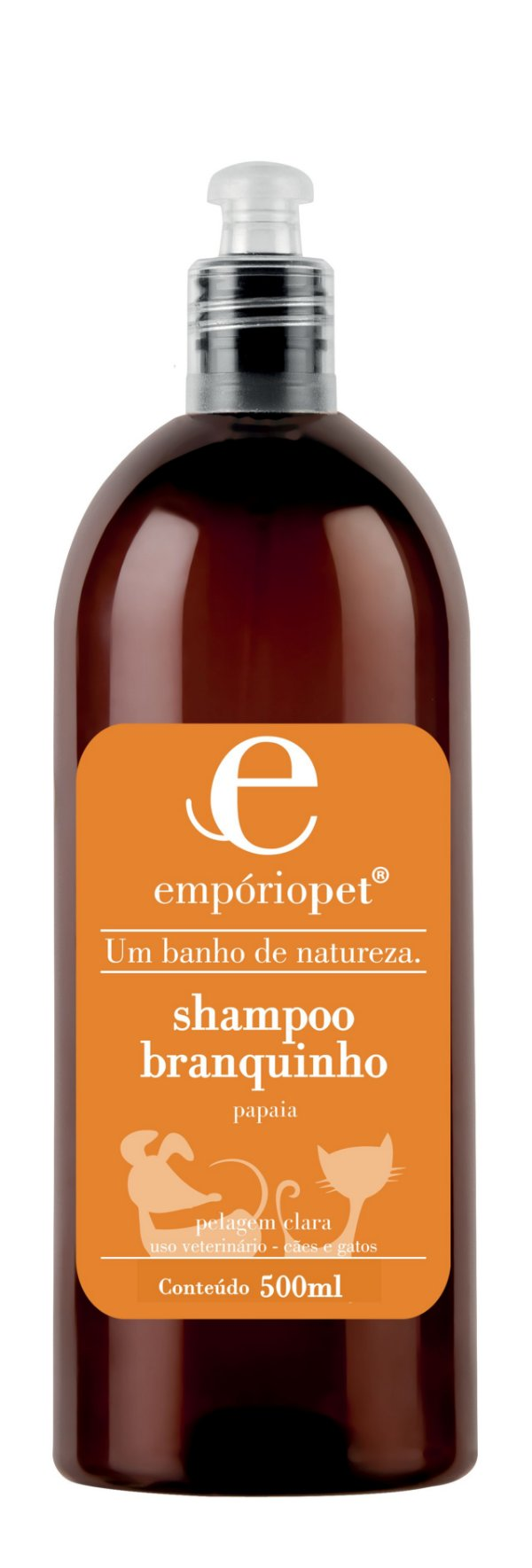 Shampoo Branquinho Empóriopet