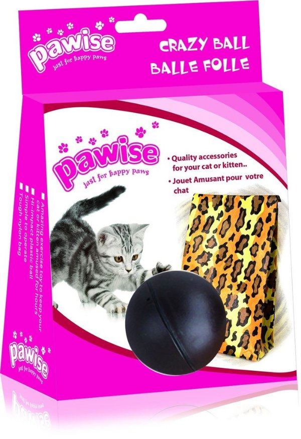 Brinquedo para Gato Interativo Bola Pawise