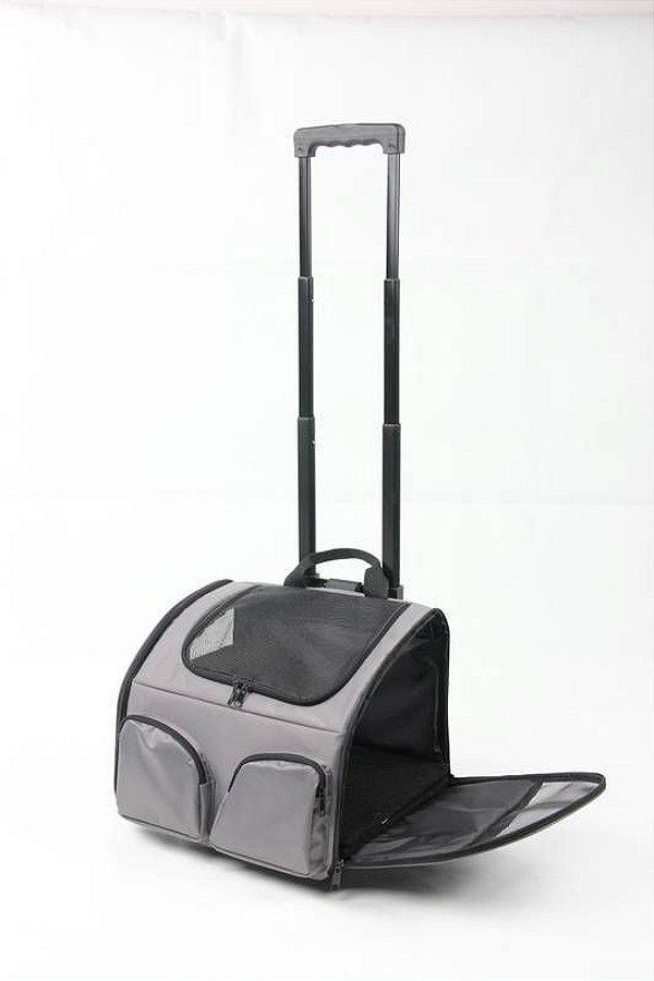 Bolsa Transporte Deluxe com Rodas Pawise