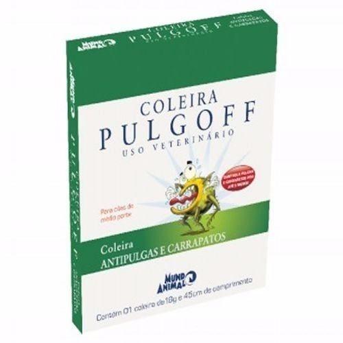 Coleira Antipulgas  para Cães e Gatos M 45 cm Pulgoff