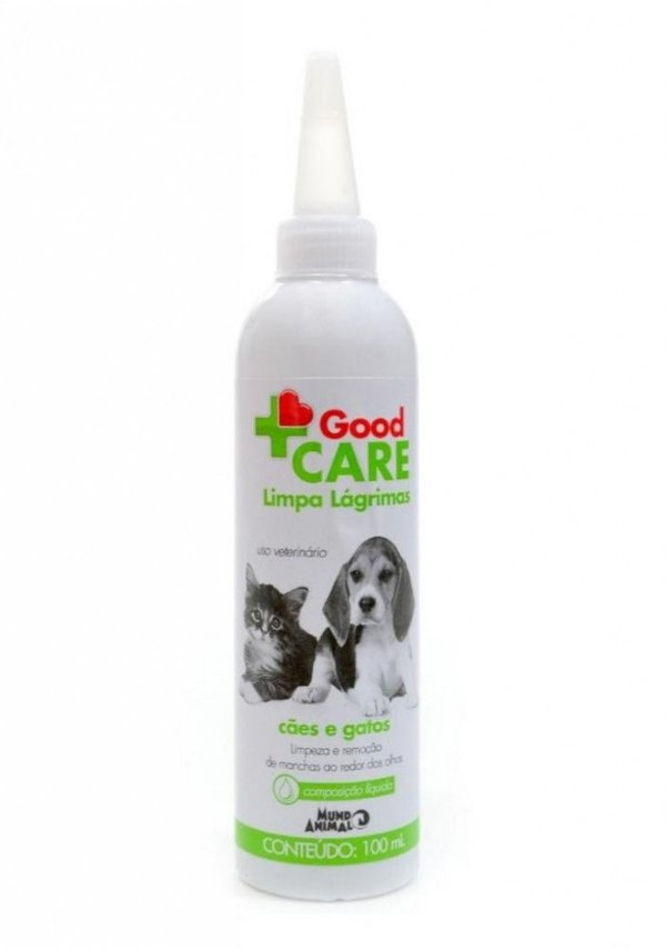 Limpa Lagrima Good Care 100 ml Mundo Animal