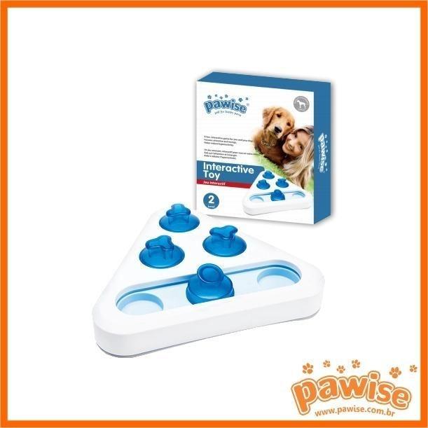 Brinquedo Interativo Triangulo para Cães Pawise