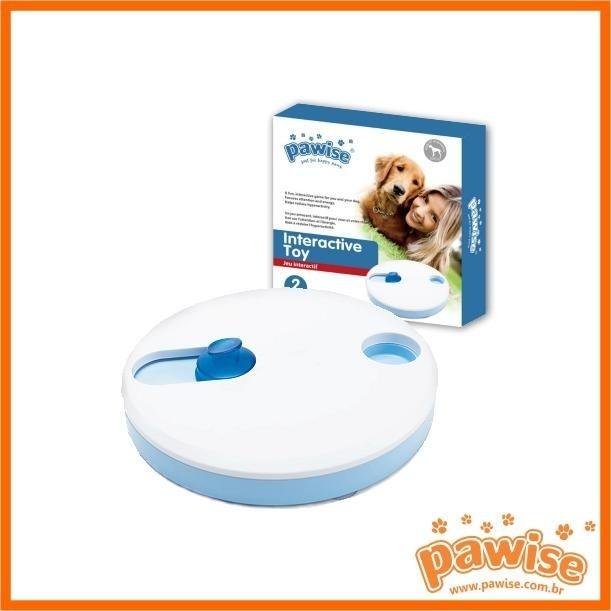 Brinquedo Interativo Redondo para Cães