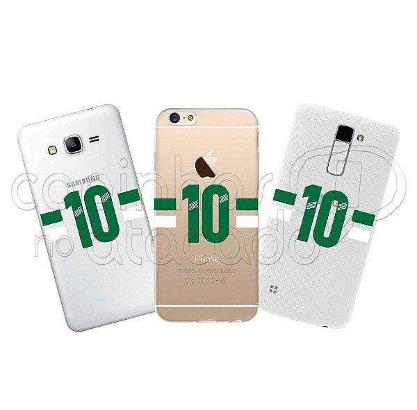 Capa Personalizada Premium - Camisa Alvi-Verde