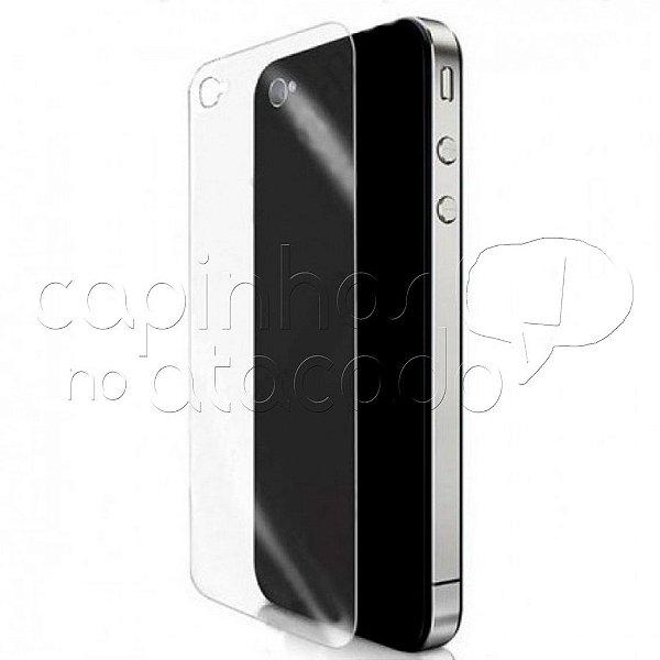 Película de Vidro Traseira para iPhone 4 / 4s