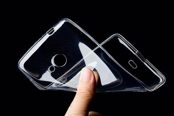 "Capa de Silicone Ultra Fina ""Casca de Ovo"" para Celulares da Nokia"