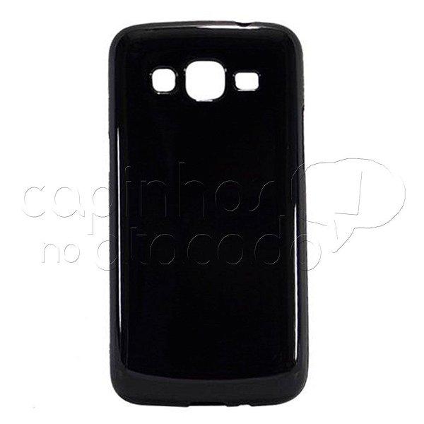 Capa de Silicone TPU Fumê para Galaxy S3 Slim 3812