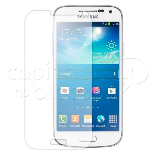 Película de Vidro Temperado para Samsung Galaxy S Duos S7562