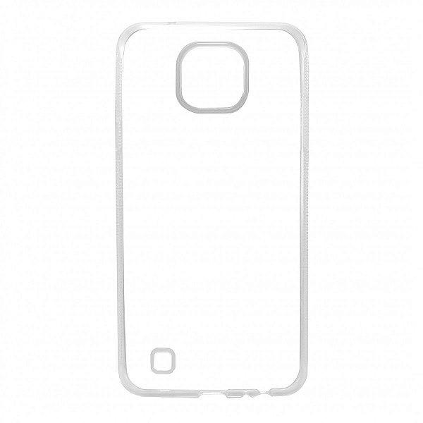 Capa de Silicone TPU Transparente para LG X Cam