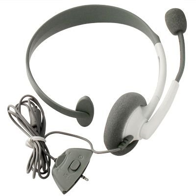 Headset com Microfone para XBOX 360 - Cores Sortidas