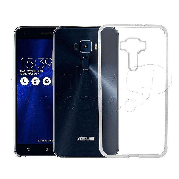 Capa de Silicone TPU Transparente para Asus Zenfone 3 (5.5)