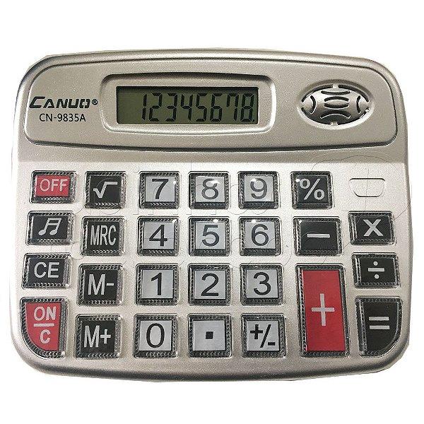 Calculadora Eletrônica Desk-Top CN-9835A - Cores Sortidas