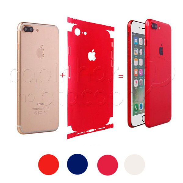 Adesivo de Proteção para parte Traseira iPhone