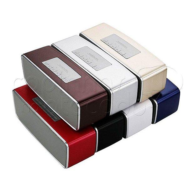 Caixa de Som Better Sound S2025 - Cores Sortidas