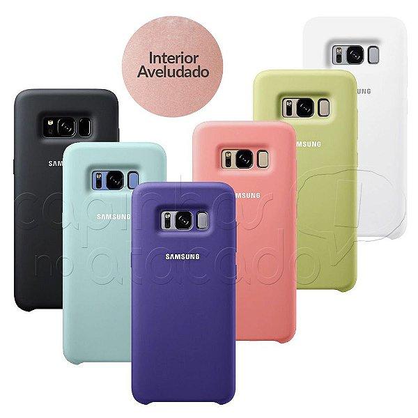 Capinha Silicone Cover para Samsung - Cores Sortidas