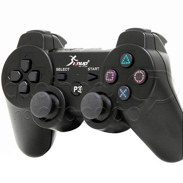Controle sem Fio para PS3 com Blister