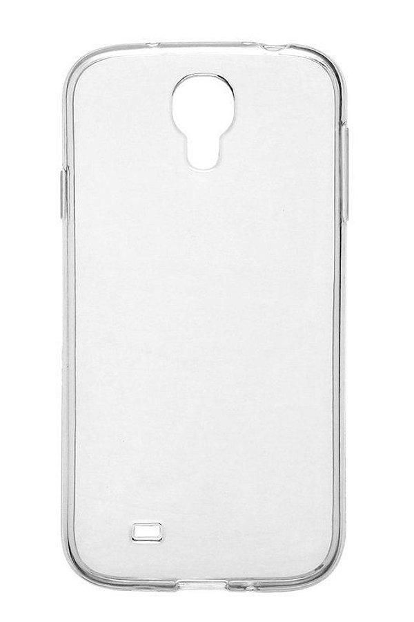 Capa de Silicone TPU Transparente para Samsung Galaxy S4 i9500