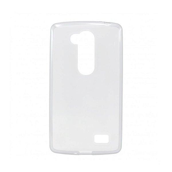 Capa de Silicone TPU Transparente para LG G2 Lite D295