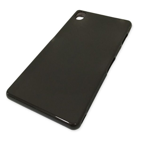Capa de Silicone TPU Fumê para Sony Xperia Z3