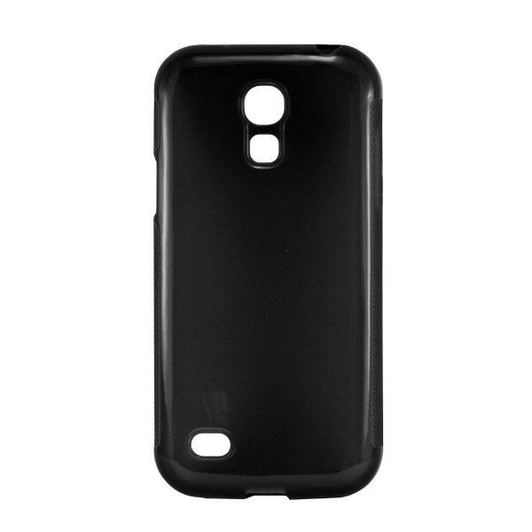 Capa de Silicone TPU Fumê para Samsung Galaxy S4 Mini i9190