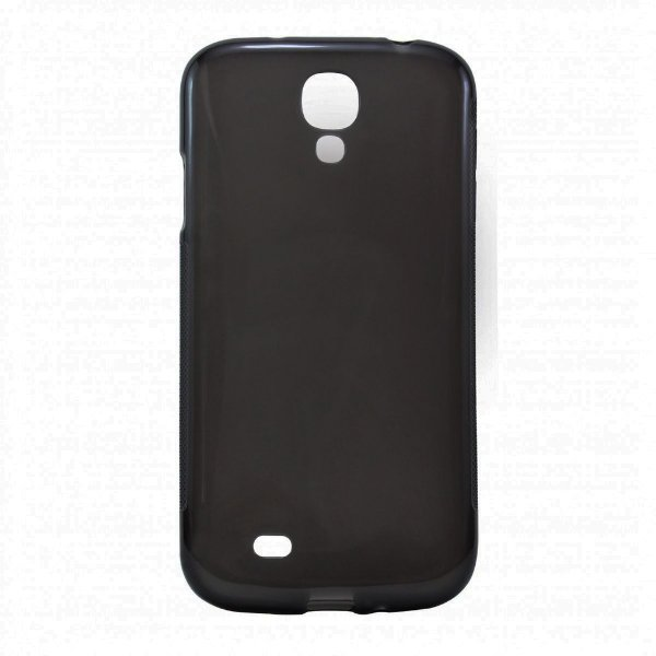 Capa de Silicone TPU Fumê para Samsung Galaxy S4 i9500