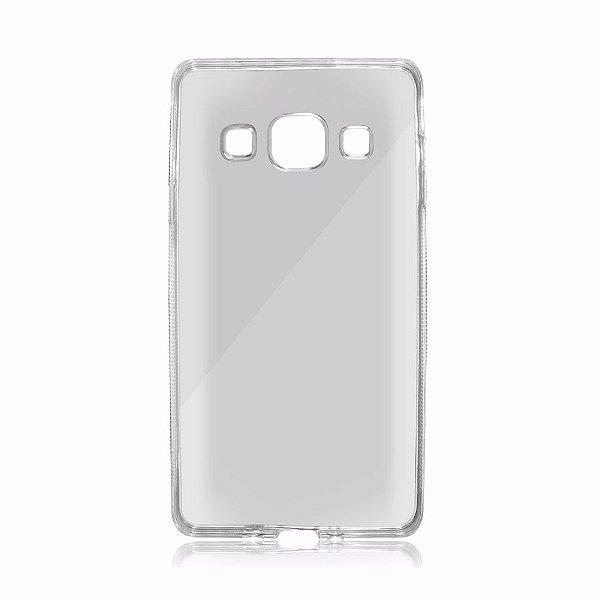 Capa de Silicone TPU Transparente para Samsung Galaxy A3