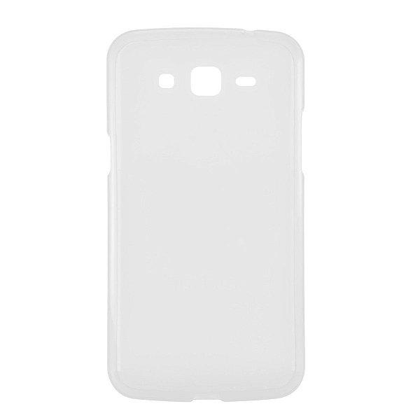 Capa de Silicone TPU Transparente para Samsung Galaxy Gran Duos i9082 / i9063