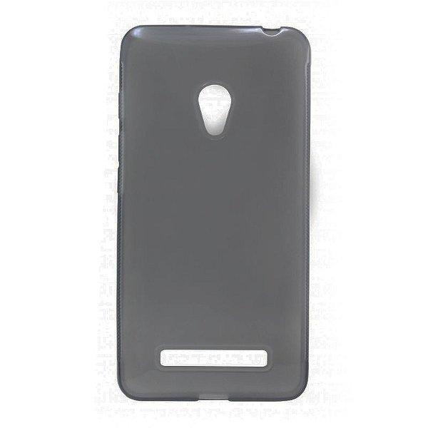 Capa de Silicone TPU Fumê para Asus Zenfone 6