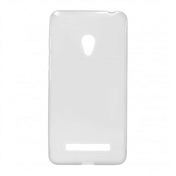 Capa de Silicone TPU Transparente para Asus Zenfone 6