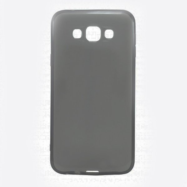 Capa de Silicone TPU Fumê para Samsung Galaxy E7