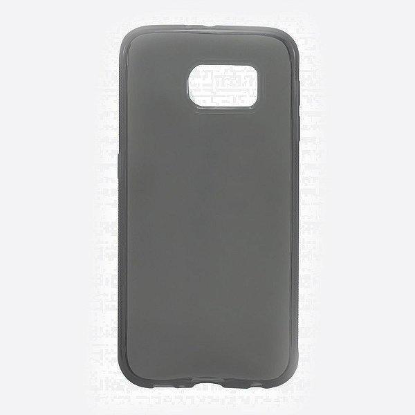 Capa de Silicone TPU Fumê para Samsung Galaxy S6 G920