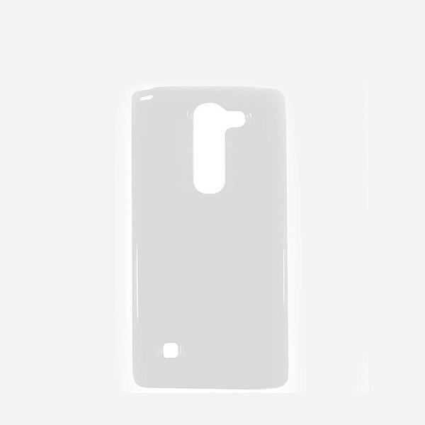 Capa de Silicone TPU Transparente para LG Volt H422