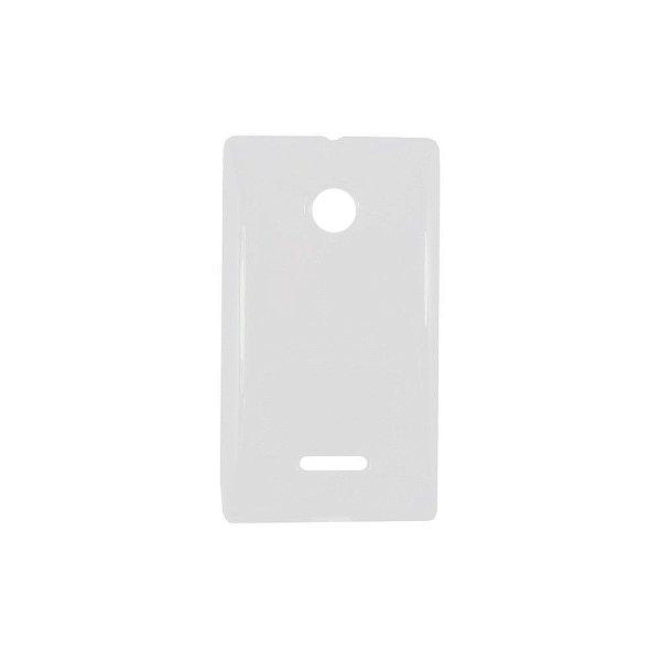 Capa de Silicone TPU Transparente para Nokia N435