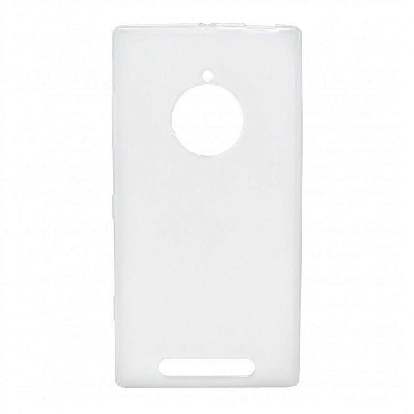 Capa de Silicone TPU Transparente para Nokia N830
