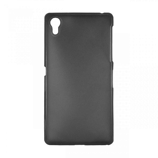 Capa de Silicone TPU Fumê para Sony Xperia Z2