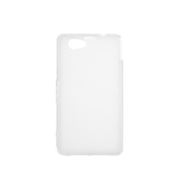 Capa de Silicone TPU Transparente para Sony Xperia Z2 Mini