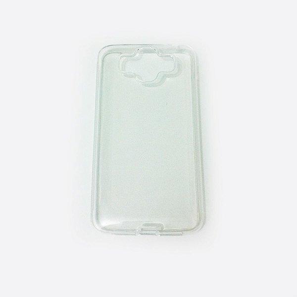 Capa de Silicone TPU Transparente para LG Aka