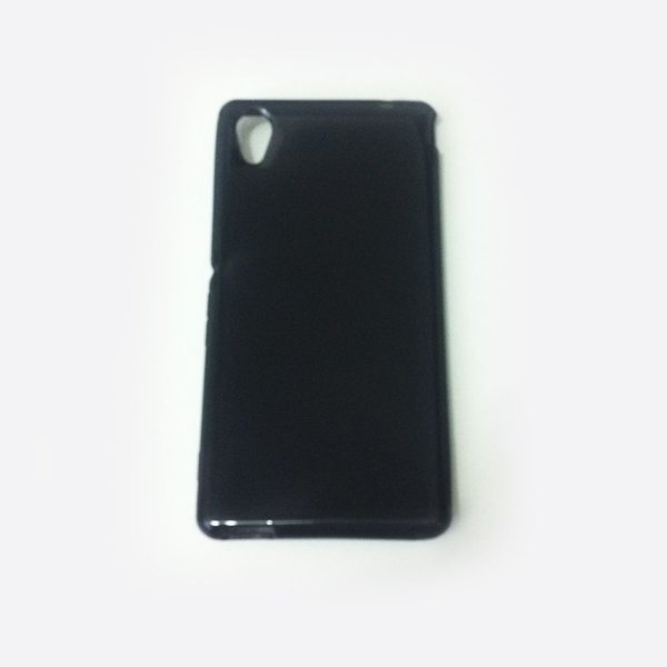 Capa de Silicone TPU Fumê para Sony Xperia M4 Aqua