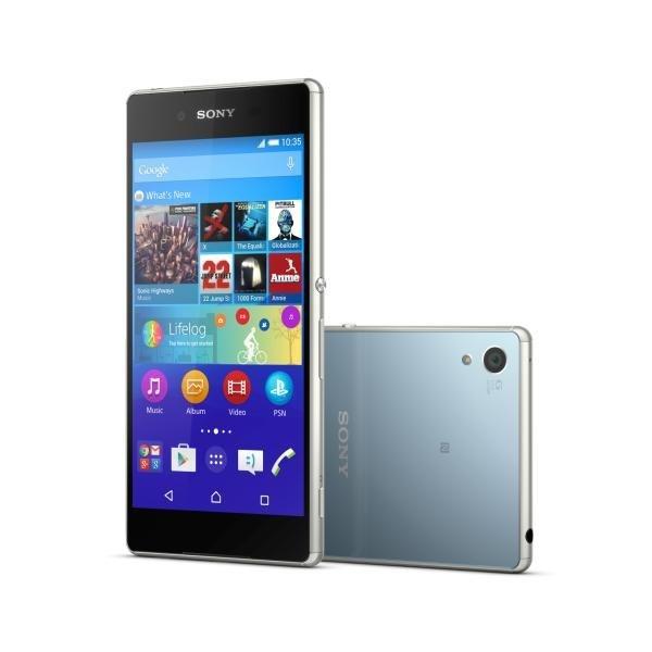 Capa de Silicone TPU Transparente para Sony Xperia Z4