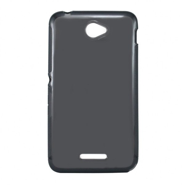 Capa de Silicone TPU Fumê para Sony Xperia E4