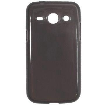 Capa de Silicone TPU Fumê para Samsung Galaxy Core Plus G3502