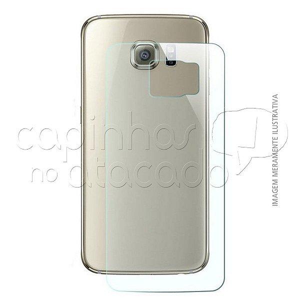 Película de Vidro Traseira para Samsung Galaxy S6
