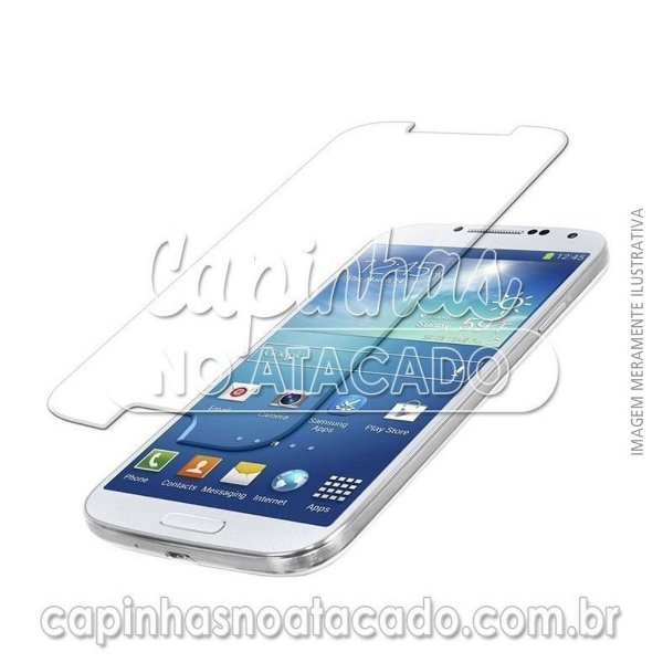 Película de Vidro Temperado para Samsung Galaxy Core Plus G3502