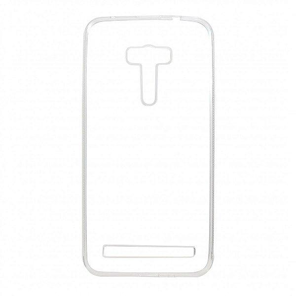 Capa de Silicone TPU Transparente para Asus Zenfone Selfie