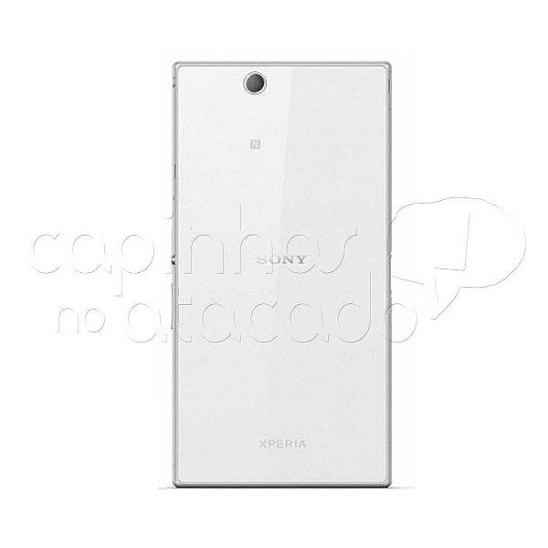 Capa de Silicone TPU Transparente para Sony Xperia Z Ultra XL39H