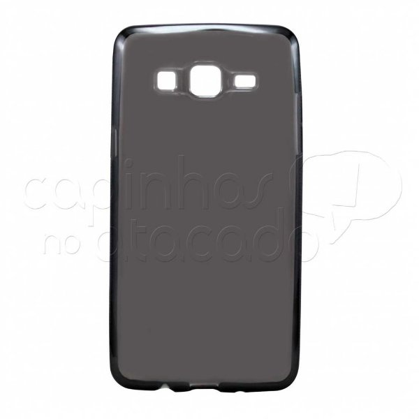Capa de Silicone TPU Fumê para Samsung Galaxy On5